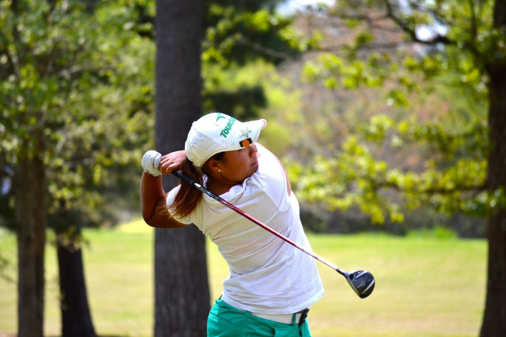 Tadokoro during the IJGT Oldfield Junior presented by Auntie Anne's