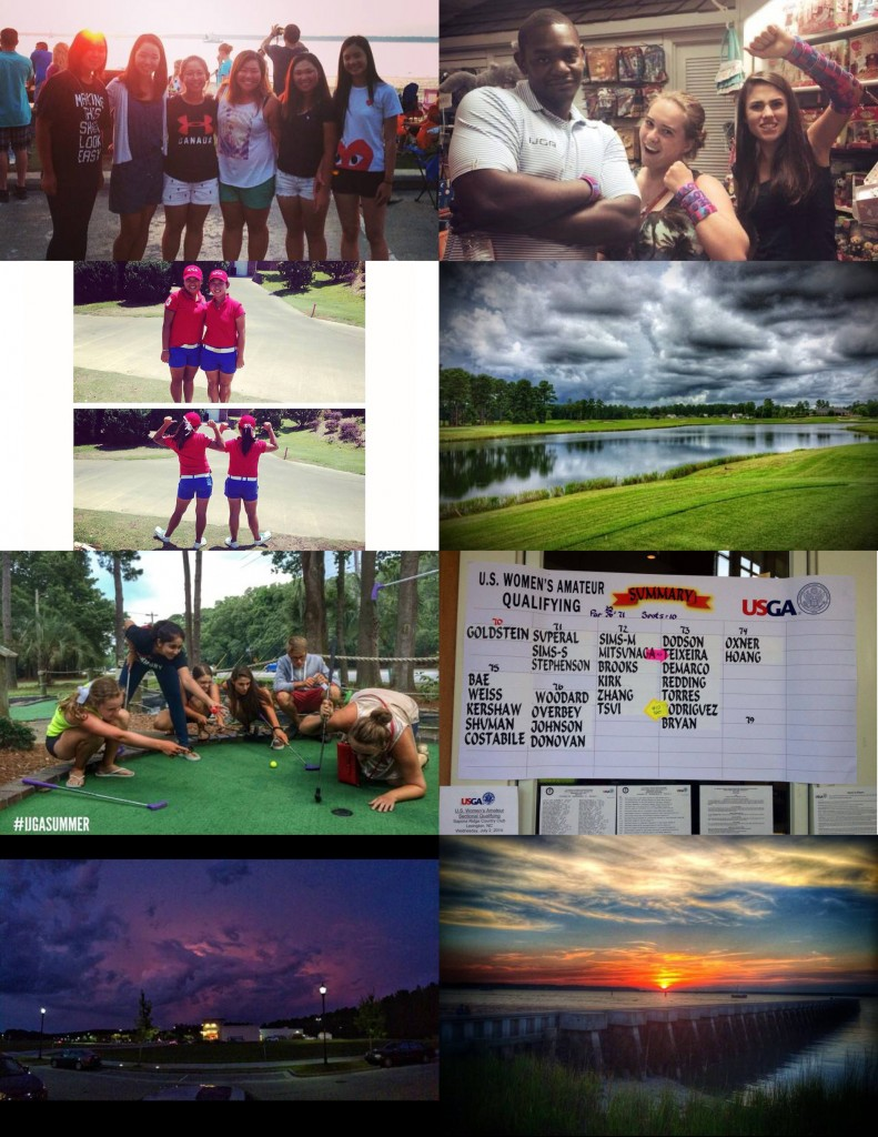 IJGA Summer Collage