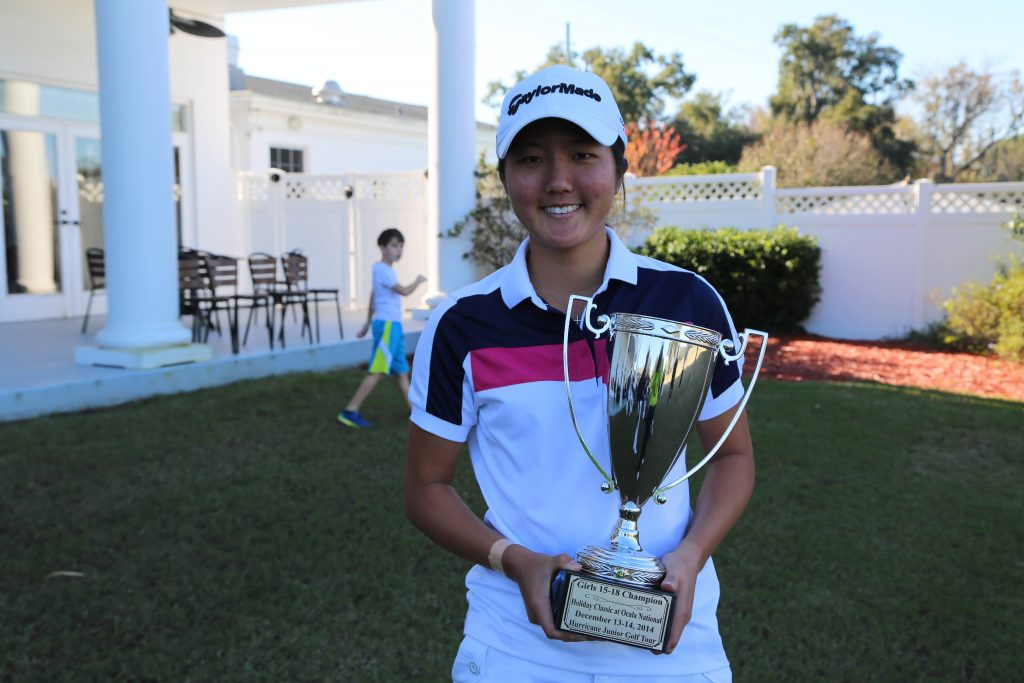 Mami Yamamoto Wins Holiday Classic at Ocala National