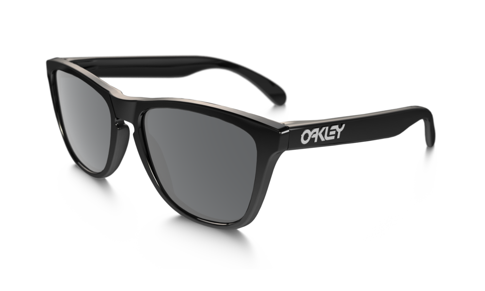 Oakley's Frogskins are a popular 'lifestyle' model
