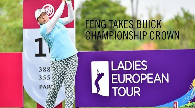 Feng wins Buick Championship Crown