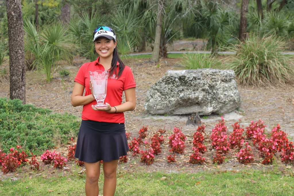 "AJGA Senior Showcase Chases ""The Mission"""