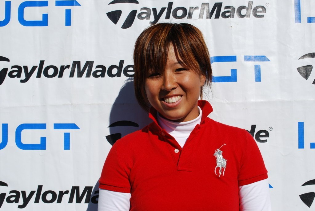 Throwback to Rika's IJGT days