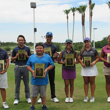 BGGA Sweeps IJGT Orlando Open