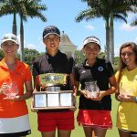 Siyan Chen Wins Girls' Junior Championship