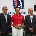 Julian Perico Wins LowAm At Peru Open