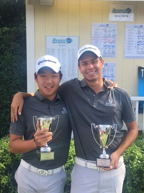 BGGA Wins the Academy Cup!