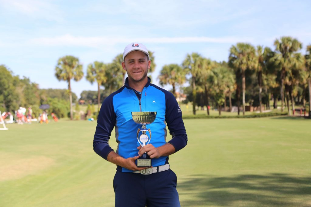 Callum Brown Wins at Prestancia Junior Classic