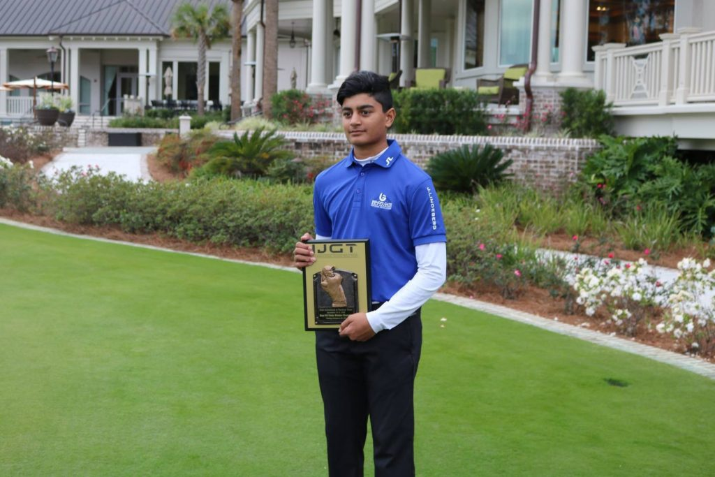 BGGA at the top in IJGT Invitational