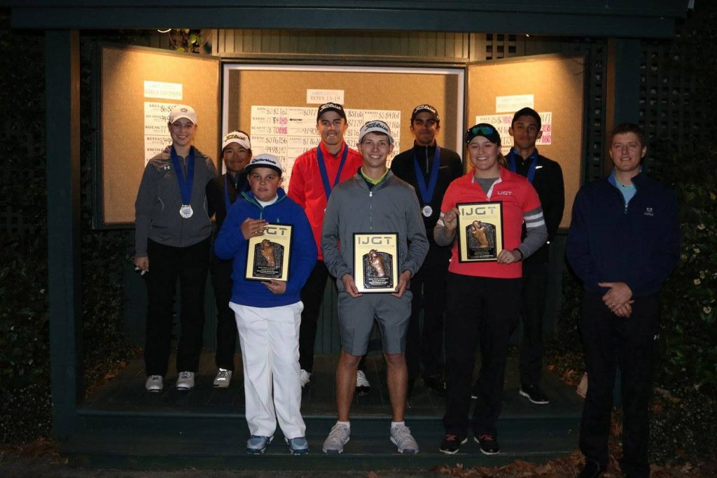 Carson Barbe, John Daly II take home wins at IJGT Winter Classic