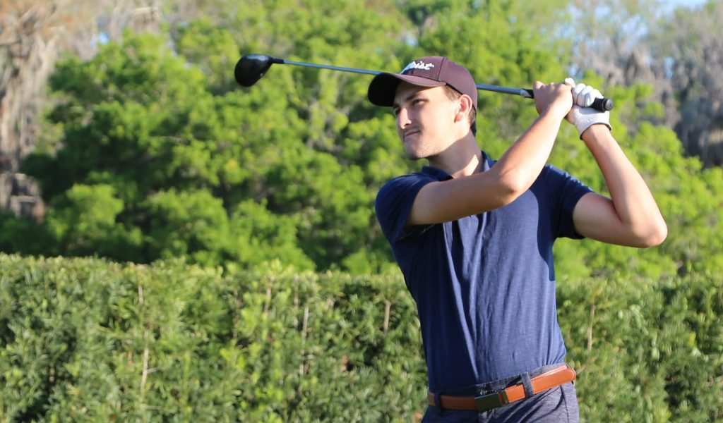 Branimir Nikolich's Time at BGGA Pays Off with Commitment to Play Golf at Brevard College