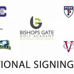 Bishops Gate Golf Academy to Celebrate Student-Athletes on National Signing Day