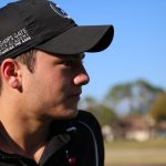 Carlos Marrero junior golf academy student