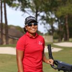 Chiara Arya junior golf academy student