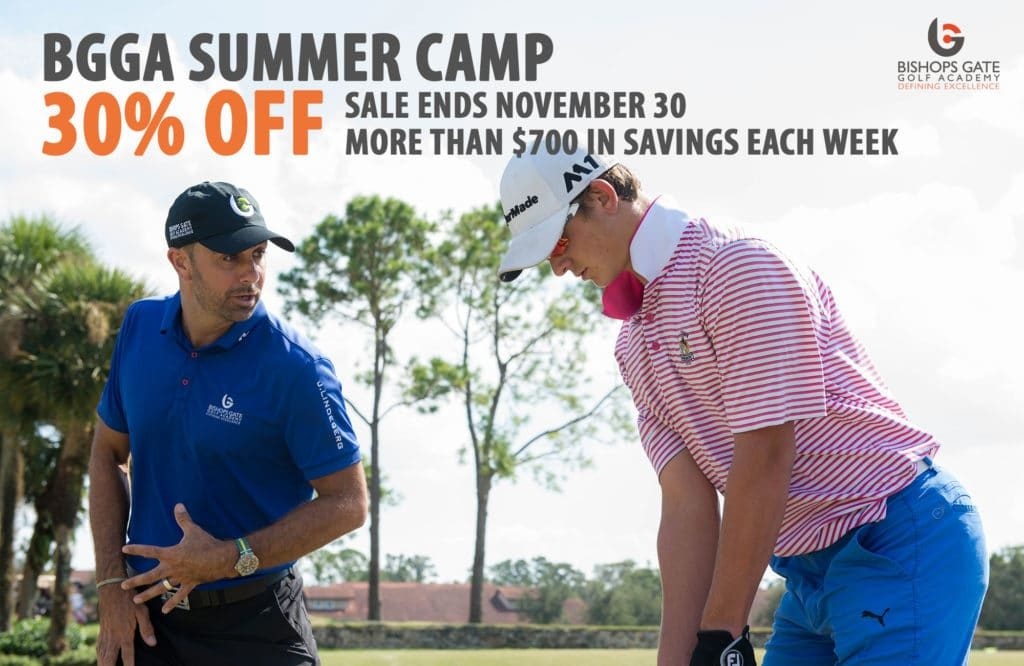 BGGA Launches 30% Off Summer Camp Sale