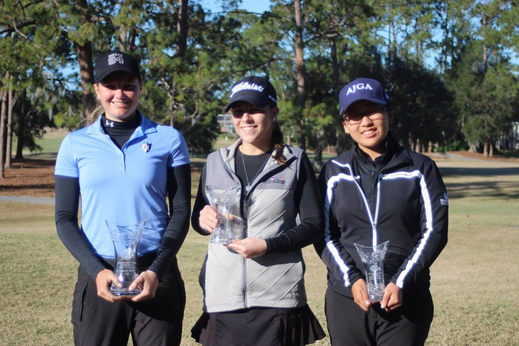 Junior Golf Academy wins