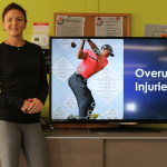 Junior Golf Academy Education on Overuse Injuries
