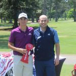 BGGA Student Xavier  Finishes Second at AJGA Rome Junior Classic