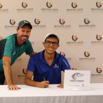 BGGA's Steven Valero Commits to Play College Golf at University of the Southwest