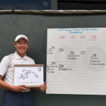 BGGA's Tianyu (Jeffrey) Wu Runner-Up Finish at the Junior North and South