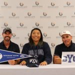 Cynthia Tu Commits to DI Brigham Young University