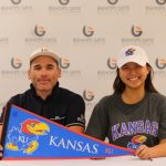 Yingting Hsieh Signs with DI University of Kansas