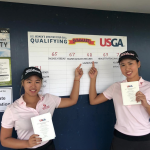 BGGA students Siyan Chen and Manhua Chen Qualify for the USGA Fourball