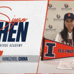 University of Illinois Sign Siyan Chen to NLI