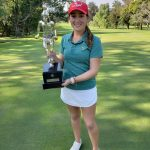 Corey Lopez Wins Mexican Women's Amateur