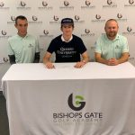 BGGA's Tyden Wilson Signs with Queens Charlotte