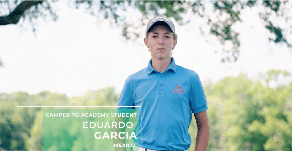 A Story by Eduardo Garcia: From Summer Camper to Academy Student