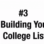 BGGA College Planning and Placement: Your List of Colleges