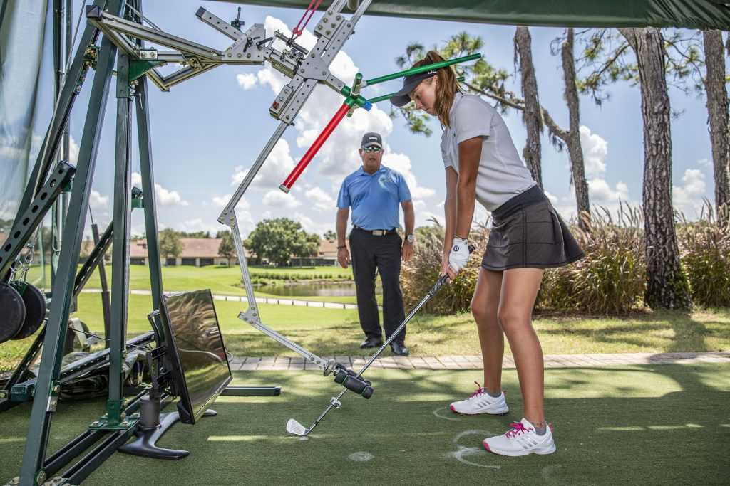 IJGA Summer Camp Swing