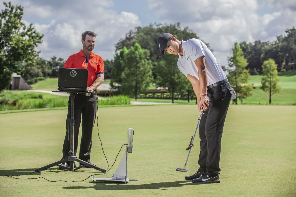 IJGA Summer Camp Putting Analysis